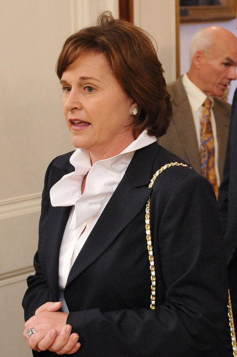 Dorothy Bush Koch is now 57 years old.