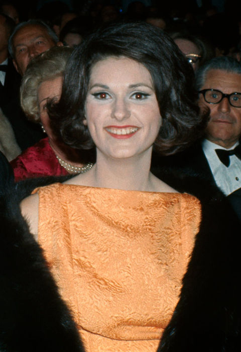 Lynda Bird Johnson, daughter of 36th President Lyndon B. Johnson.