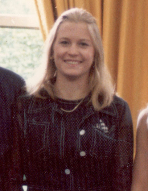 Susan Ford, daughter of 38th President Gerald Ford.