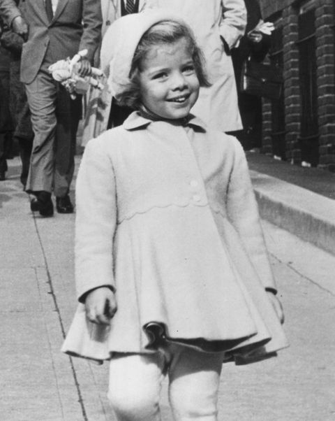 Caroline Kennedy, daughter of 35th President John F. Kennedy.