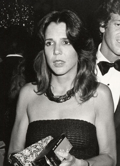 Patti Davis, daughter of 40th President Ronald Reagan.