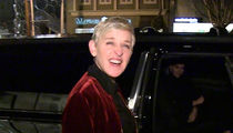 Ellen DeGeneres' Inauguration Friday Is Wide Open (VIDEO)