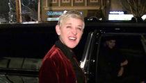 Ellen DeGeneres' Inauguration Friday Is Wide Open (VIDEO)