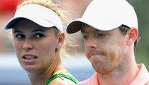 Caroline Wozniacki to Rory McIlroy: We Broke Up 3 Years Ago ... GET OVER IT!