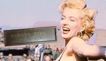 Marilyn Monroe's Mausoleum Marker to be Auctioned for More Than $10k (PHOTO)