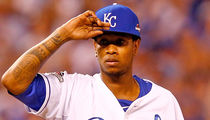 Yordano Ventura Crash ... Investigators Believe He Was Speeding