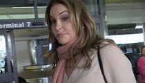Caitlyn Jenner Returns From Donald Trump's Inauguration With No Words (VIDEO)