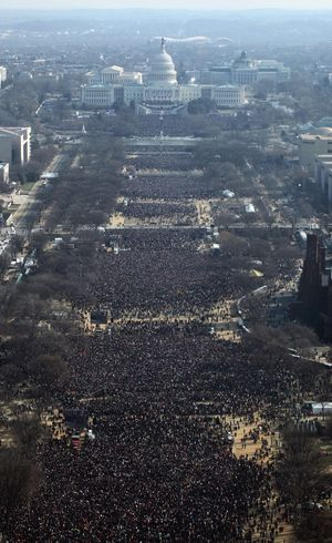 Incredible Crowds In History - Compare and Judge
