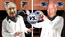 Falcons Owner vs. Patriots Owner ... The Rich, Old Dance Battle (VIDEO)