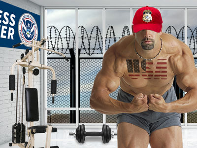 Homeland Security's on Swole Patrol, Offers Free Gym Memberships for ICE Employees
