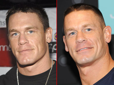 John Cena: Good Genes or Good Docs?