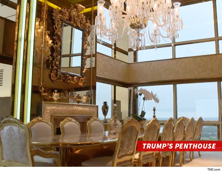 Donald Trump Chooses Same Curtains for Oval Office as Hillary