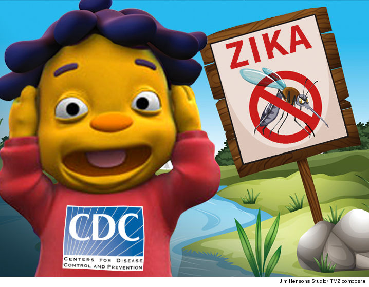 the centers for disease control is negotiating a near million dollar deal with the jim henson company to produce a cartoon featuring sid the science kid