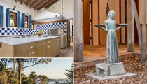 Clint Eastwood Selling Pebble Beach Mansion for Good and Evil (PHOTO GALLERY)