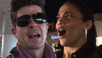 Robin Thicke, Judge Yanks Custody and Children's Services Investigating Paula Patton