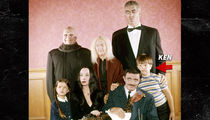 'Addams Family' Star Finally Going Hollywood After Death (PHOTO)