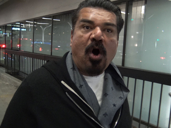 George Lopez Blasts Prez Trump for Wall, Says Mexico's Not ...
