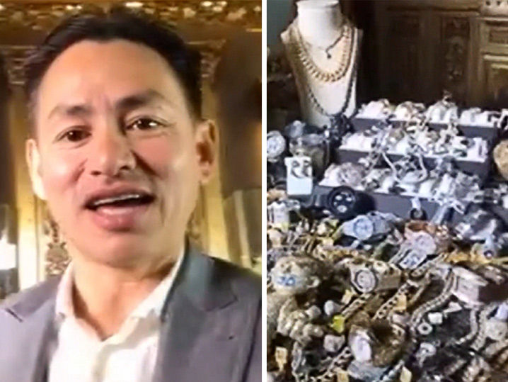 Super Bowl Celebs Dropping MILLIONS on Crazy Jewelry | TMZ.com