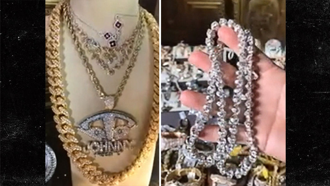 Super Bowl Celebs Dropping Millions On Crazy Jewelry