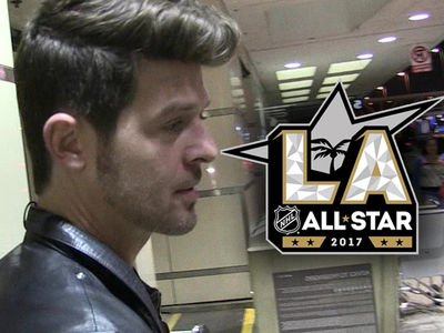 Robin Thicke Backs Out of Celeb NHL All Star Game Honoring Alan