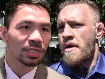 Manny Pacquiao's Promoter Says BRING ON MCGREGOR! (VIDEO)