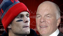 Tom Brady Gives Father MEDIA BAN ... After Dad Bashes Goodell