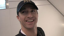 Drew Brees Considering Political Career ... Shoots Down Sean Payton Trade Rumors (VIDEO)