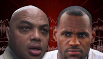 Charles Barkley: I Don't Hate LeBron James ... 'Some Of What He Said Is True' (AUDIO)