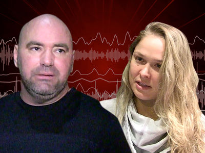 Dana White Says Ronda Rousey's 'Probably Done Fighting' (AUDIO)