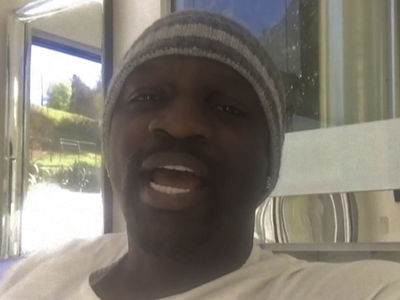 Akon Says President Trump's Got Courage But ... (VIDEO)