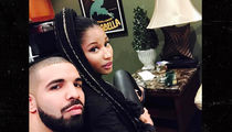Nicki Minaj and Drake Call Truce (PHOTOS)