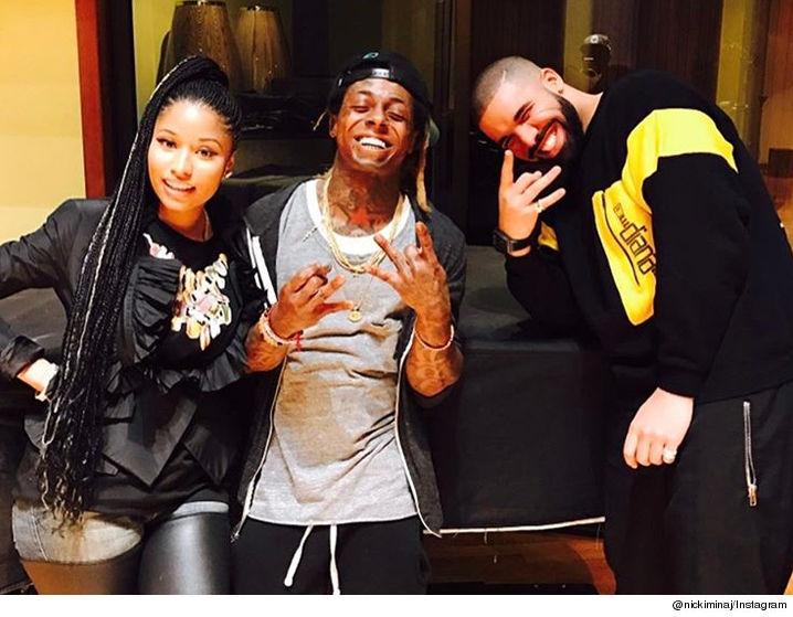 Nicki Minaj And Mack Maine Hookup