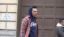 Matt Barnes Surrenders to Cops In NY Club Brawl Case