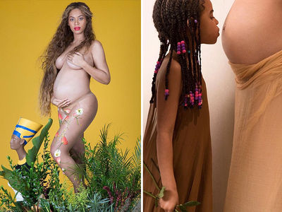Beyonce's REALLY Pregnant, Let There Be No Doubt (PHOTO GALLERY)