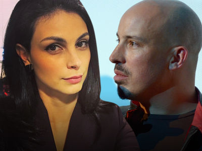Morena Baccarin's Tired of Ex-Husband Living Off Her 'Deadpool' Money