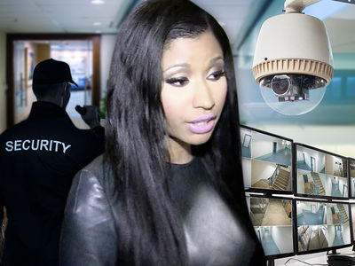 Nicki Minaj Getting Round the Clock Security After Burglary