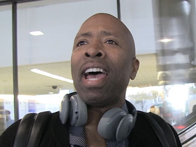 Kenny Smith Says Shaq's Not a Great Fighter ... 'But I Don't Wanna Fight Him' (VIDEO)