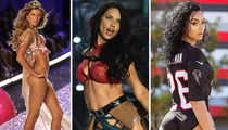 Falcons & Patriots ... The Smokin' Hot Wives & GFs (Photo Gallery)