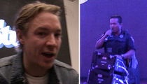 Diplo's Pre-Super Bowl Show Shut Down By Cops (VIDEO)