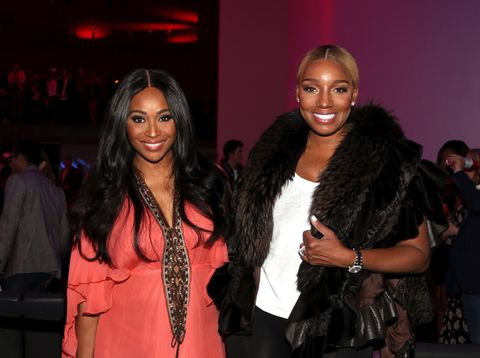 NeNe Leakes, Cynthia Bailey at Rolling Stone Live