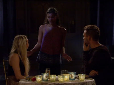 Nick Viall Is Down With Corinne, Lies and All on 'The Bachelor' (VIDEO)