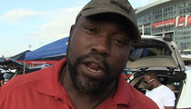 Warren Sapp Says Randy Moss Was No Angel ... Hall of Fame Gonna Snub Him Too? (VIDEO)
