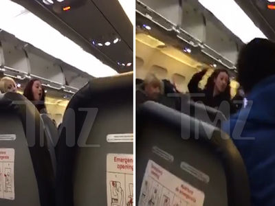'Cash Me Ousside' Girl Danielle Bregoli Punches Airline Passenger, Cops Called (VIDEOS)