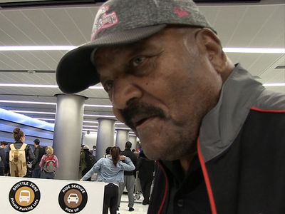 Jim Brown: Kanye Can Do What He Wants ... I'm Still Working With Trump (VIDEO)
