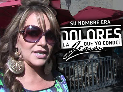 Jenni Rivera's Estate Sues Univision, TV Series Killing Her Reputation to Tune of $10 MILLION