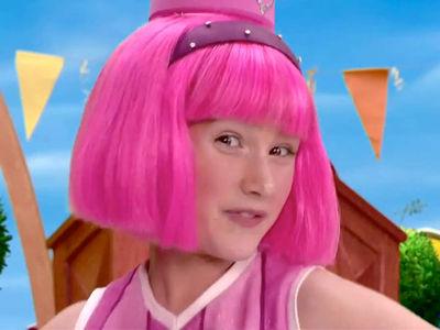 Original Stephanie on 'LazyTown' 'Memba Her?!
