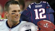 Tom Brady Will Sign Your Footballs ... $1,000 a Pop!