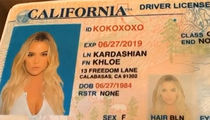 Khloe Kardashian Drops The 'Odom' From Her Name (VIDEO + PHOTO)