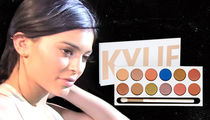 Customers Complain Kylie Jenner's Eyeshadow's Giving Us Headaches