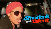 Nick Cannon Nearly Fired from 'AGT' Over 'Black Card' Joke, Cooler Heads Prevail (AUDIO)